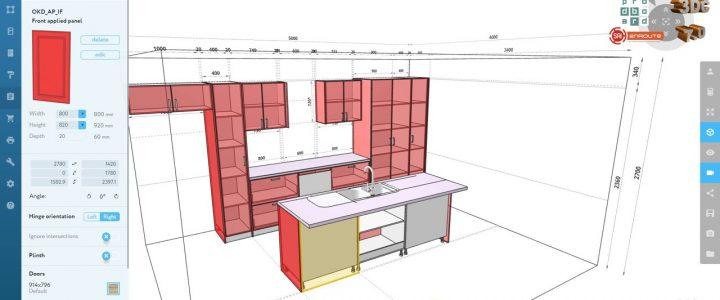 Dizajn kuhinje – online i besplatno